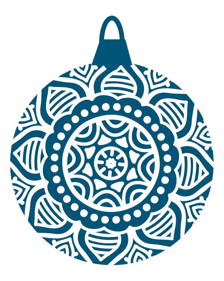 Cut out baubles pdf version
