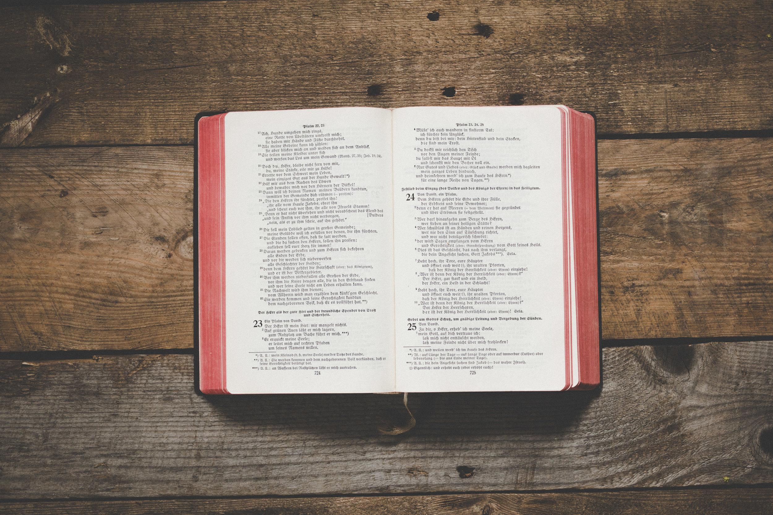 Advent Sermon Week Three