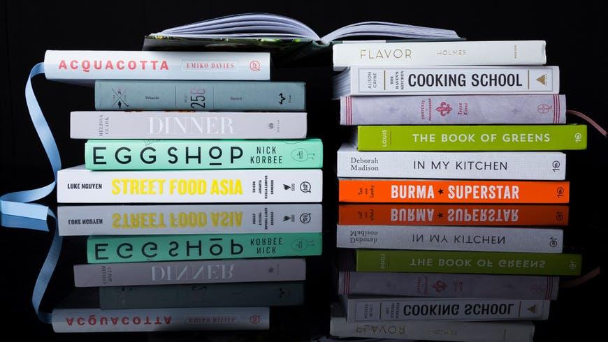 Tasting Table:  The Best New Cookbooks for Spring 2017