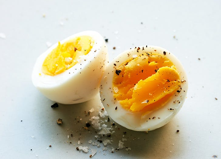 PureWow:   5 Mistakes You're Probably Making When You Cook Eggs