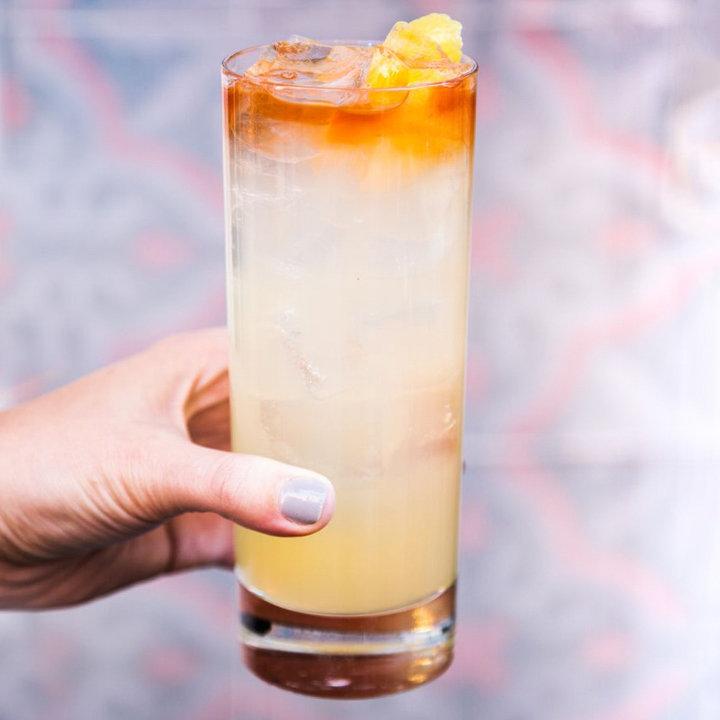 Liquour.com:  Tequila Honey Bee