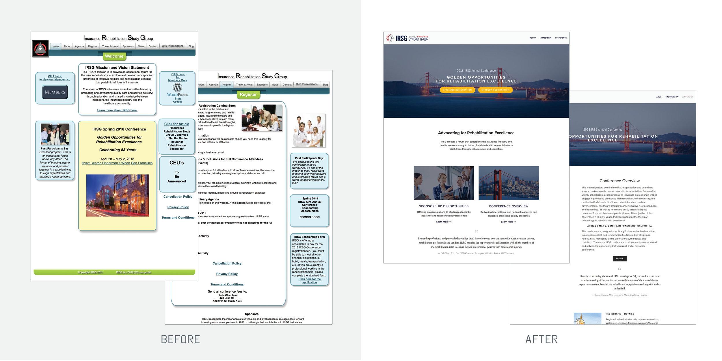 IRSG Website