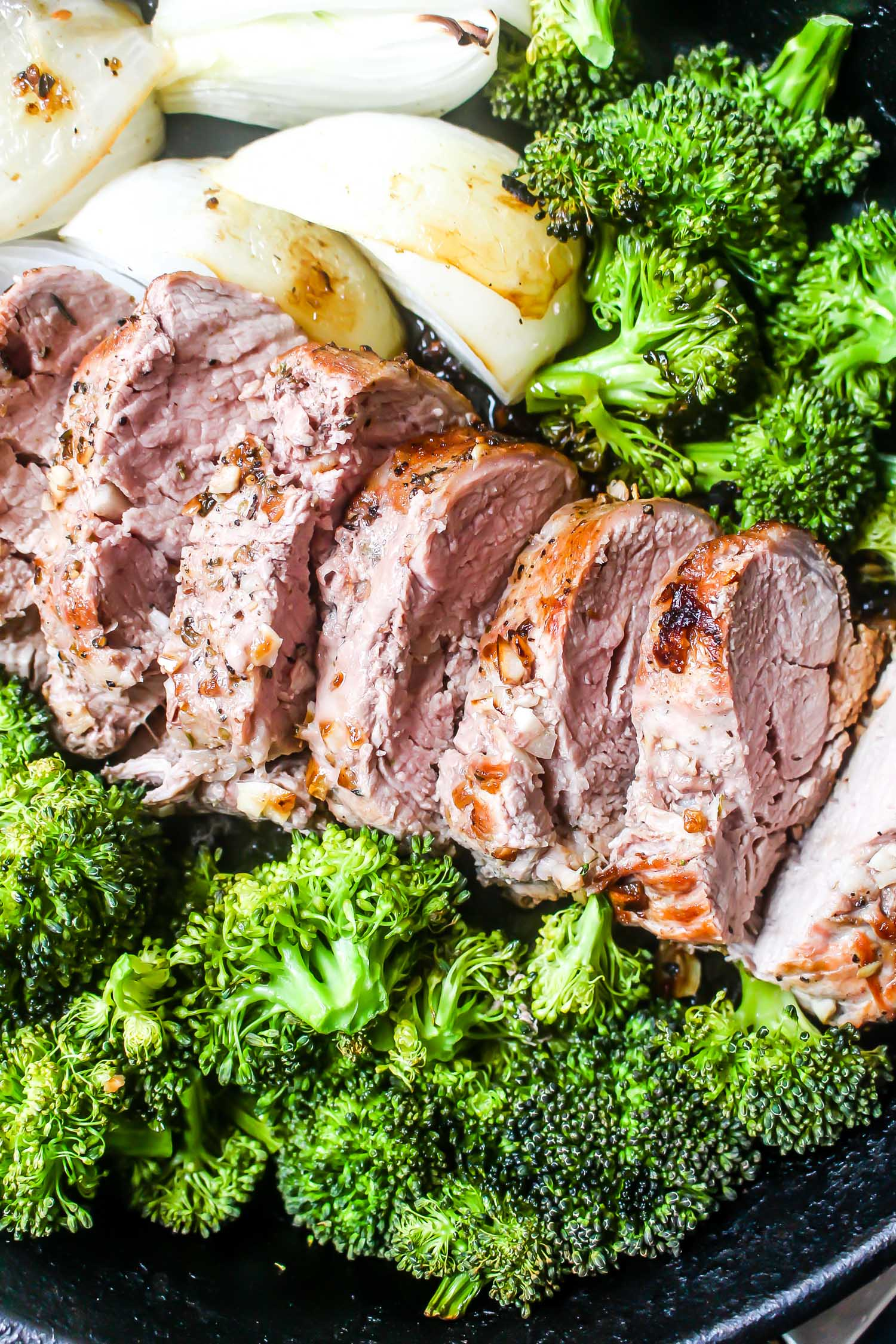 Keto Pork Tenderloin