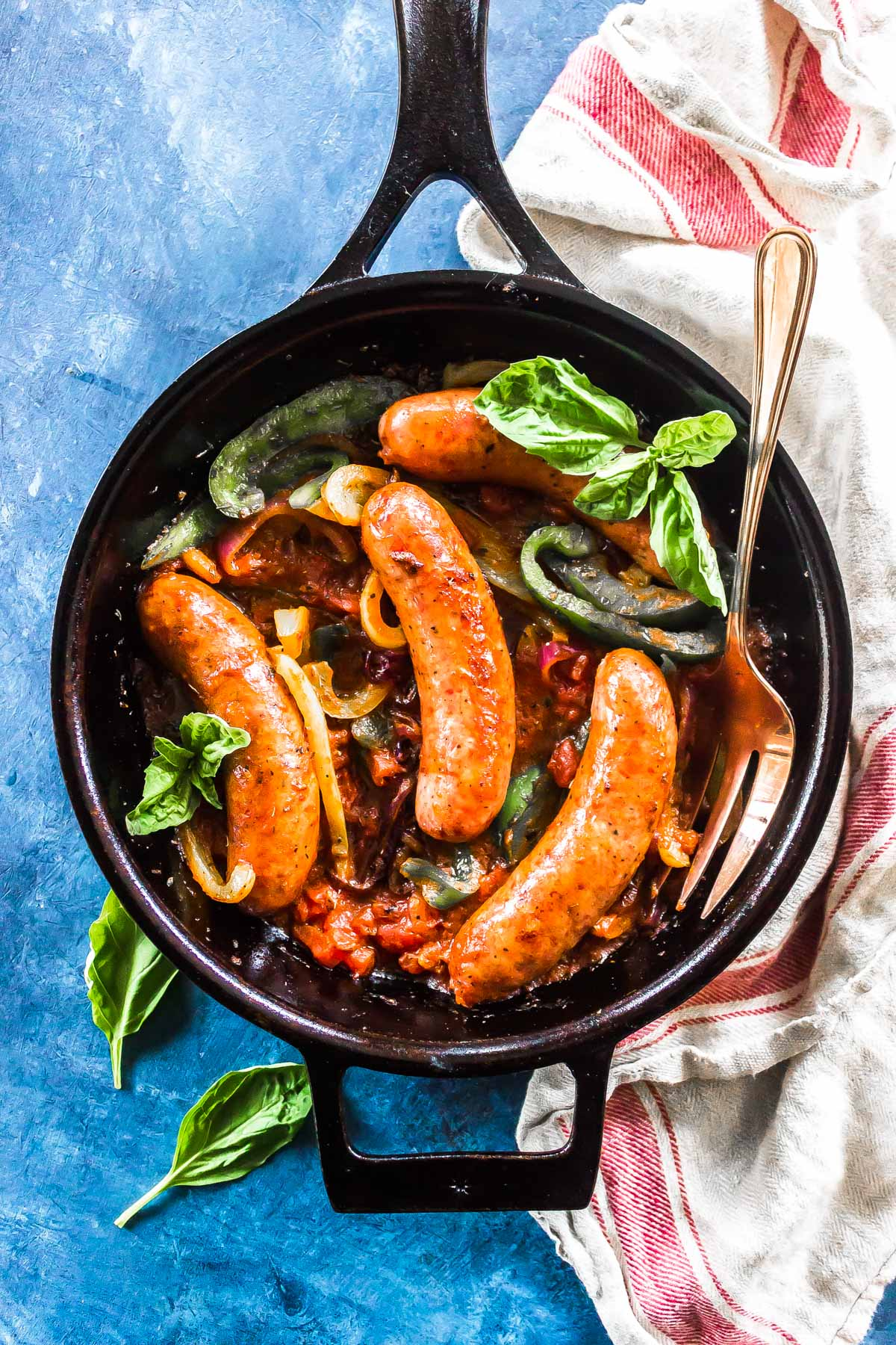 Keto Italian Sausage, Peppers and Onions Skillet.jpg