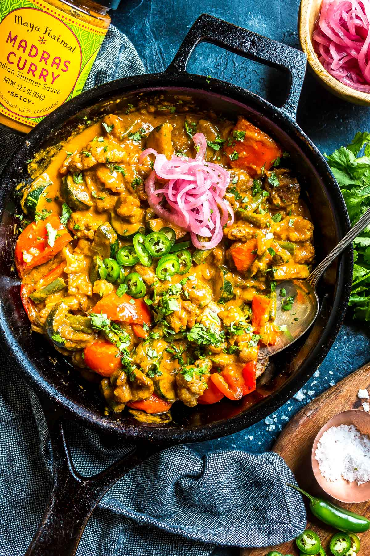 Keto Curry in a Hurry