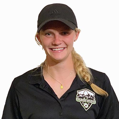 Mary Niehaus - Goalkeeper Coach