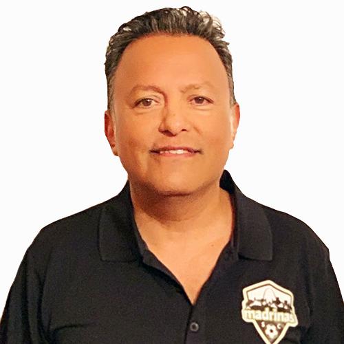 Rocky Rodriguez - Club Trainer