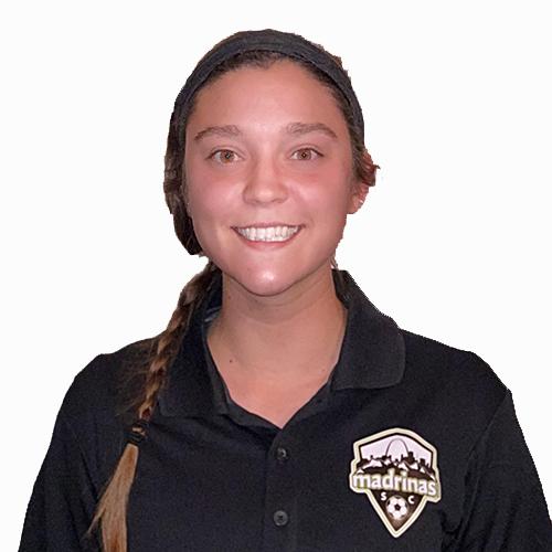Brittany Steiger - Club Trainer