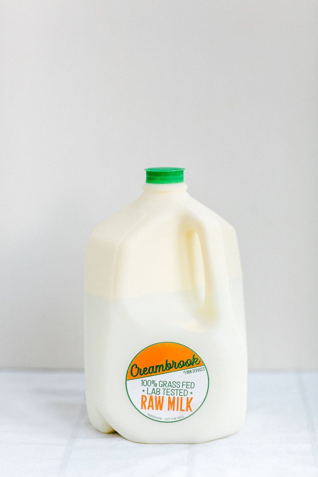1 Share. One gallon of milk every week.