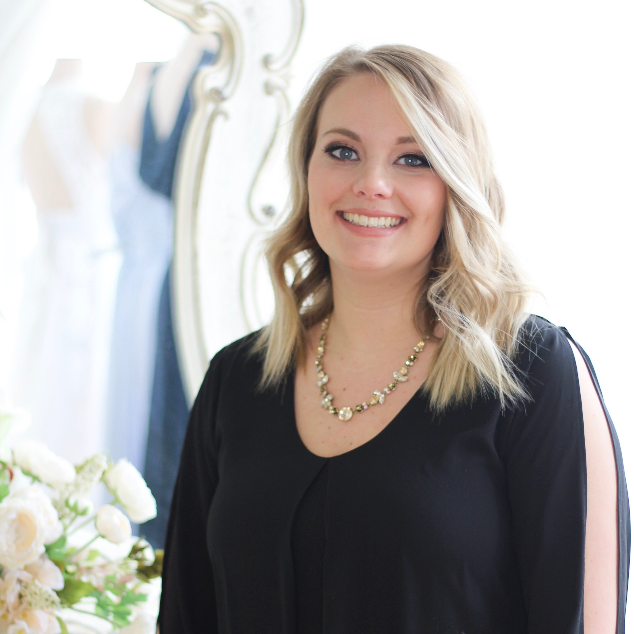 Ashley Gammon - Twirl Bridal, Kenton, OH