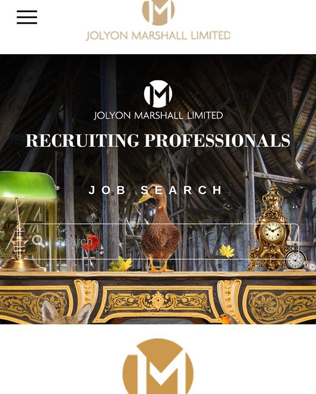 Our website has had a makeover thanks to the fabulous team at @accordmarketing 💎🦉👨🏻‍💻⌚️🐓 head over to www.jolyonmarshall.com to take a peak!👀