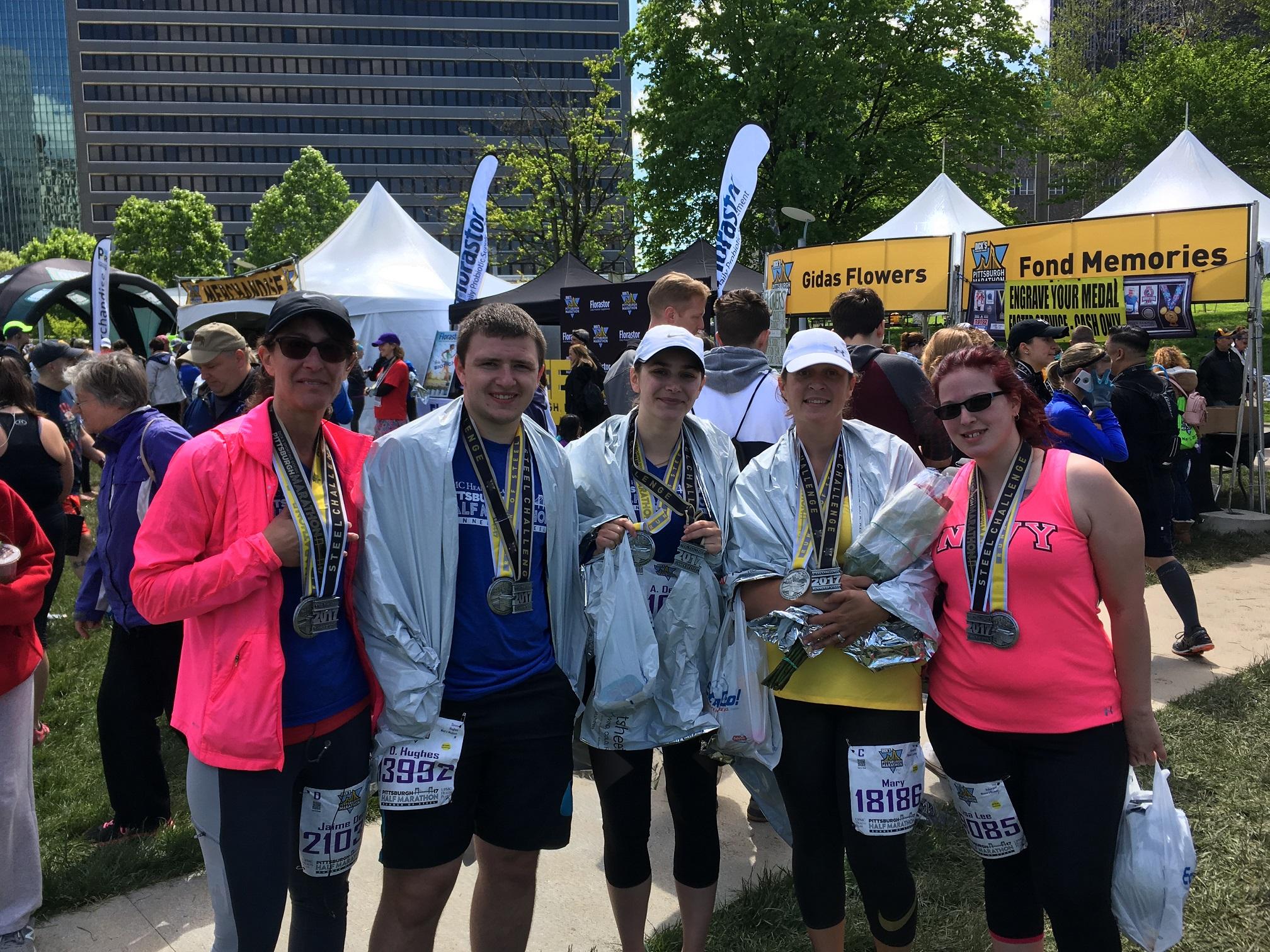 Pittsburgh Half-Marathon 2017