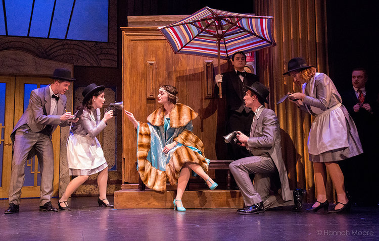 THE DROWSY CHAPERONE -