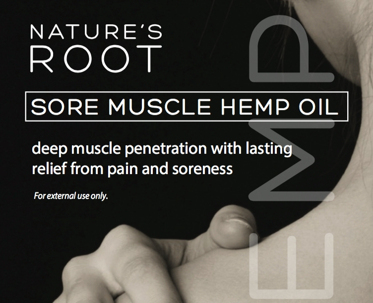 NATURE'S ROOT THERAPUTIC LOTIONS & OIL