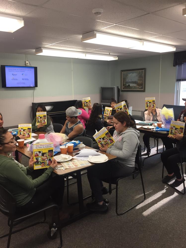 Seward County Health Dept, Pre-Natal Class
