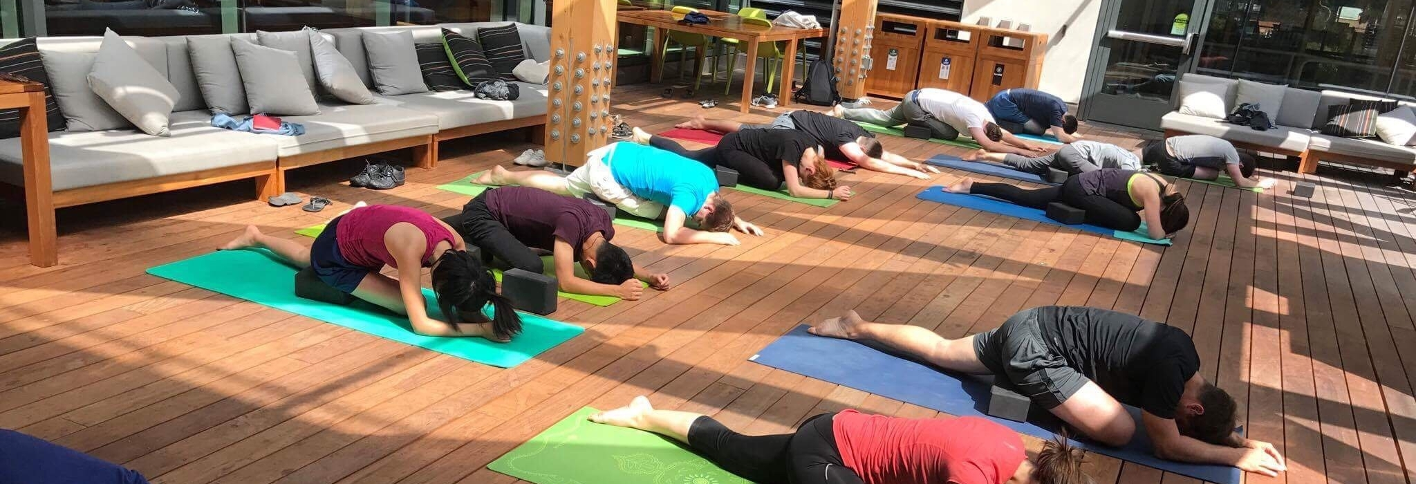 WHAT WE VALUE AT NW Corporate Yoga℠ -