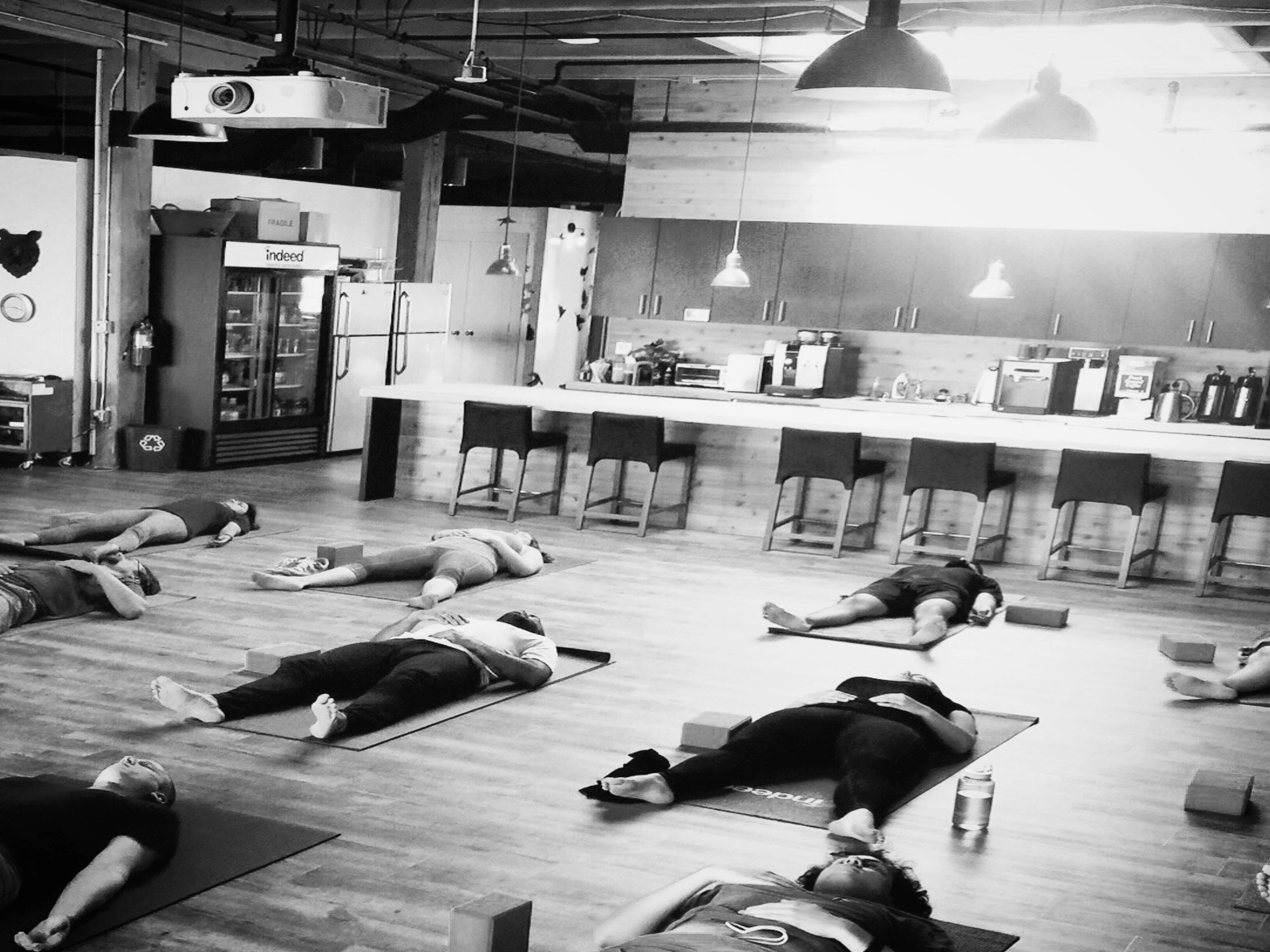 NW Corporate Yoga℠ in the Office
