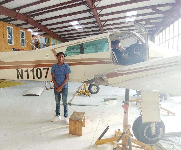 Braylon, the future pilot .
