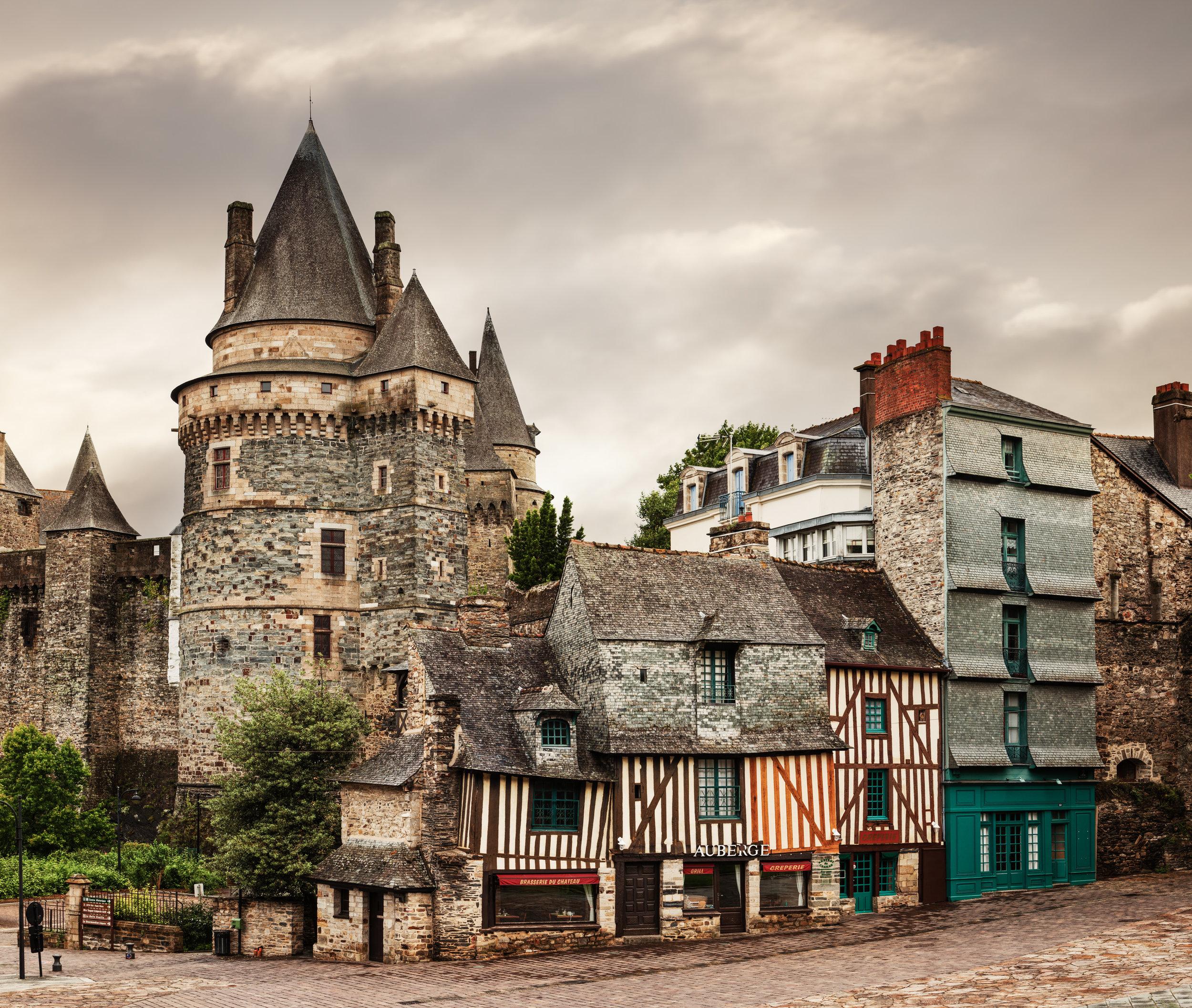 Vitré,France