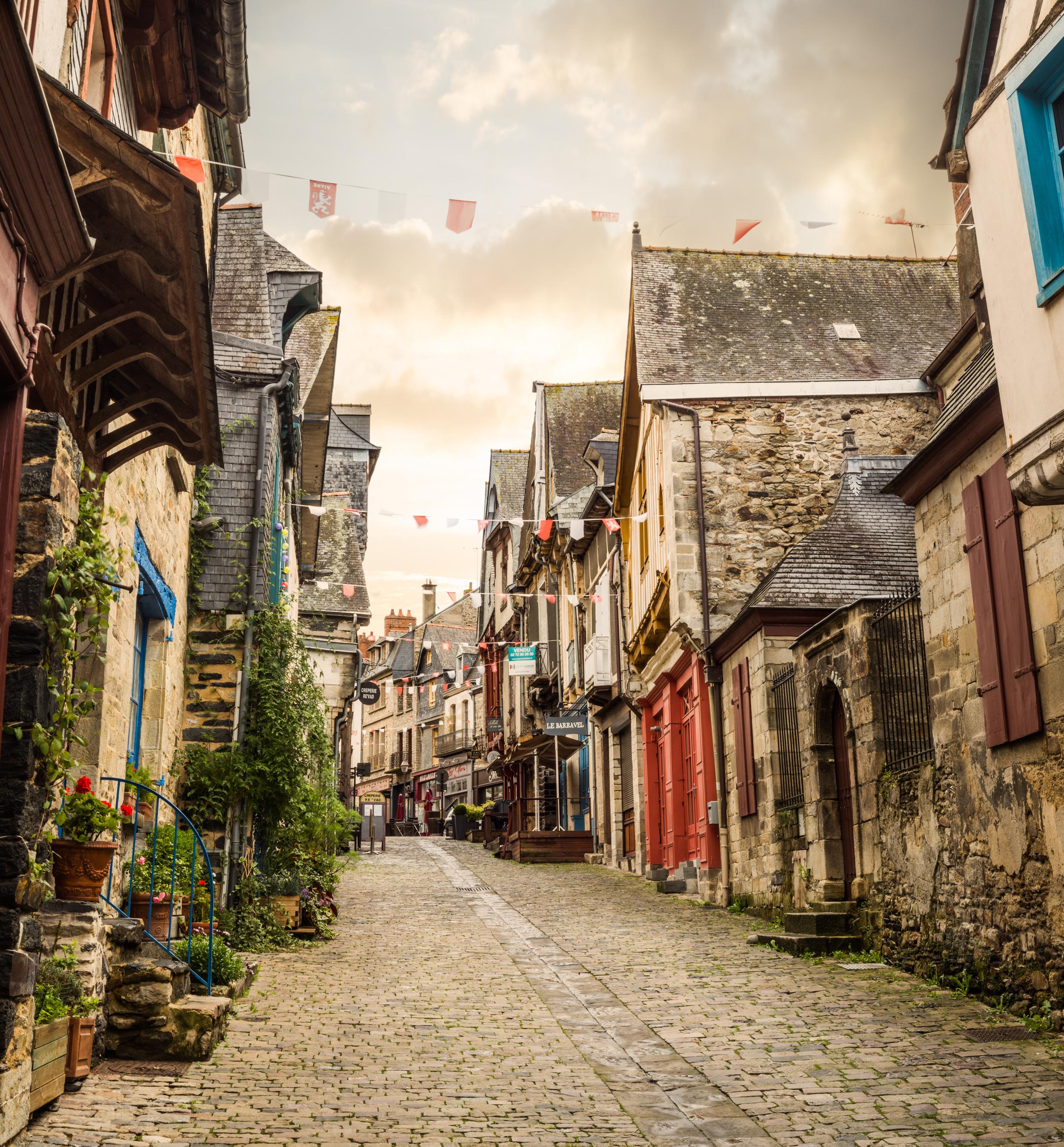 Vitré, France