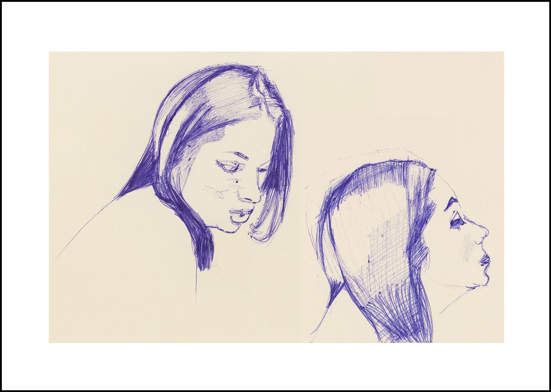 Blue Faces, 2007.