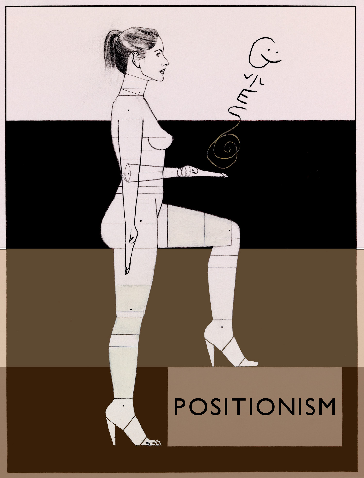 Canon of Proportions (Side), 2013. (E-book cover.)