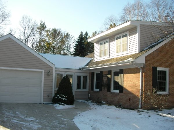 Another example of how you can expand the space of your home with a dormer.