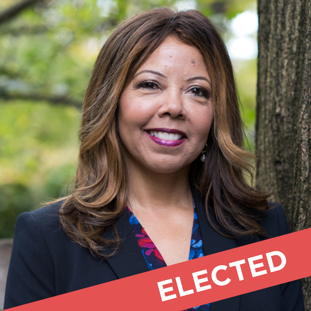 Lucy McBath  Elected for GA 6th Congressional District   Website  |  Facebook  |  Donate