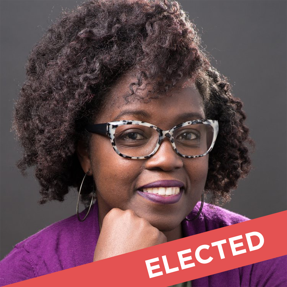 Jasmine Clark  Elected for State House District 108   Website  |  Facebook  |  Donate