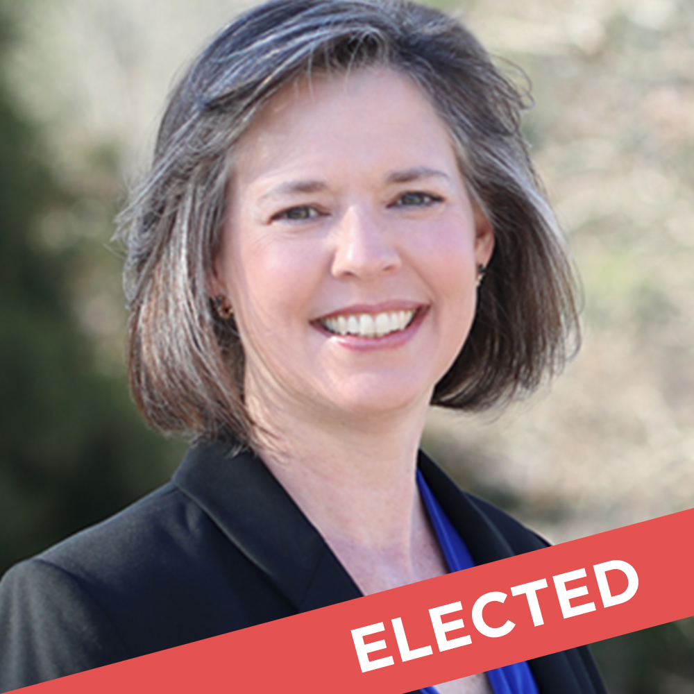 Sally Harrell  Elected for State Senate District 40   W  ebsite  |  Facebook  |  Donate
