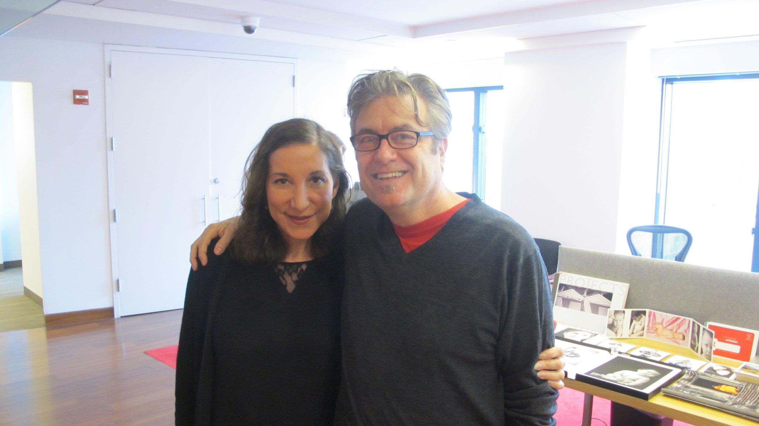 Lucy Raimenga + Jeffrey Apoian