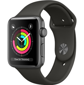 Apple Watch - $200-400With the Apple Watch you can track your fitness, respond to texts, make calls, use GPS and so much more. You can get Series 1-Series 3 in many places.