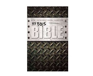 "NIV Boys Bible - $20.99NIV Boys Bible is full of important facts, highlighted Bible stories and even something called ""Grossology"" with gross and gory stuff in the Bible!"