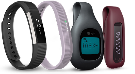 Fitbit - $60-300Fitbit will help you stay motivated to reach your fitness goals by tracking your steps and heartrate.