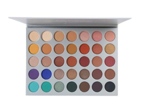 Jaclyn Hill Eyeshadow Palette - $38With 35 eyeshadows to choose from you can do any eye look you could imagine. Available at ulta.com or morphe.com- use the code Jacattack to get 15% off at morphe.com