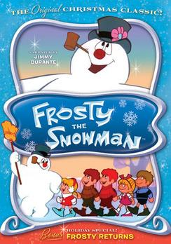 Frosty The Snowman - This 1969 classic comes straight to your living room from the timeless song! It's a feel good show for the whole family! Besides buying it at the store and iTunes, you can watch this one on CBS.