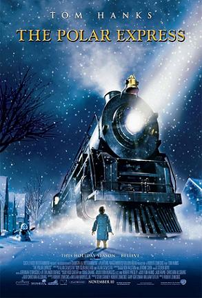 The Polar Express - This movie comes from the book by Chris Van Allsburg of the same title. You will follow a young boy on an exciting, life changing ride to the North Pole. Catch this one before Christmas leaves the station on iTunes, Youtube, Amazon, and Google Play!