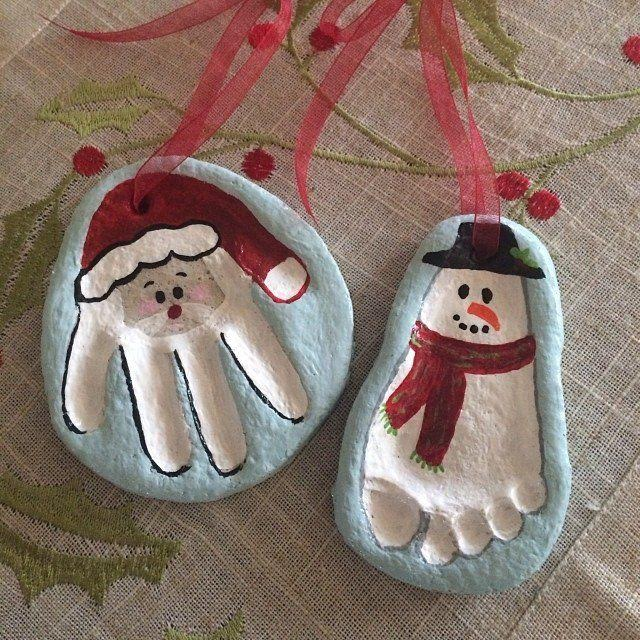 - One comment rang true no matter who we asked, and that was that homemade ornaments are some of the best. Here is an example of salt dough ornaments (spoiler alert, there's a blog coming with instructions soon). The possibilities are endless with homemade ornaments and they will bring smiles that last a lifetime!