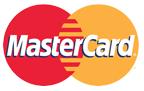 We accept MasterCard.