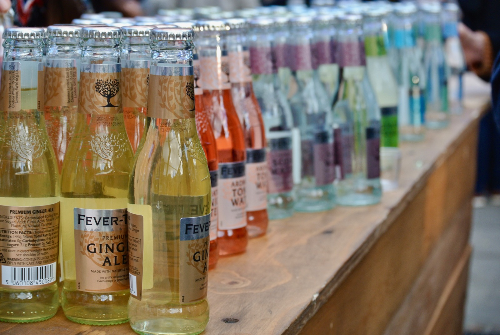 Gin Festival Coventry - Fever-Tree Mixers