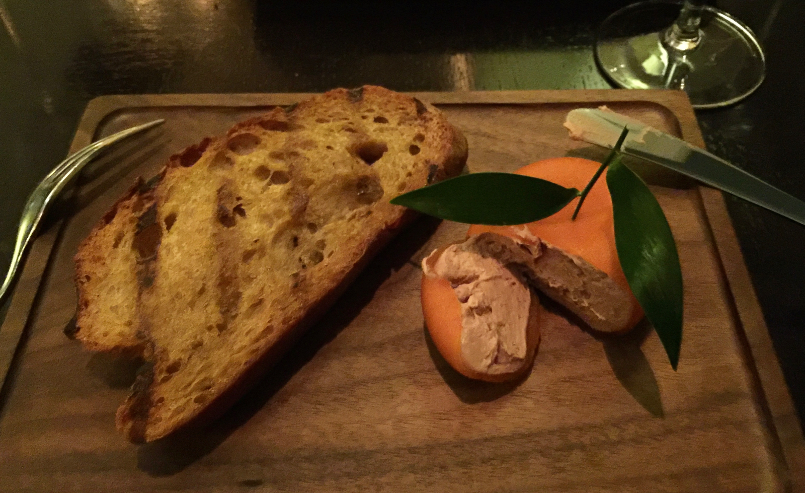 Meat Fruit at Dinner by Heston Knightsbridge