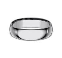 CF160TG - 6 mm Tungsten Band.    List Price: $258      Our Price: $172