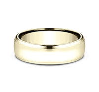 CF716540  - 6.5 mm 14K Yellow Gold Band.    List Price: $1,125       Our Price: $750