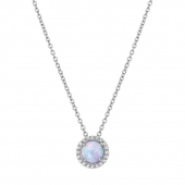 October Birthstone Necklace.  List Price: $130    Our Price: $104