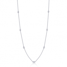 Station Necklace.    List Price: $120      Our Price: $96