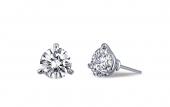 2.56 ct Martini Stud Earrings.    List Price: $  $85      Our Price: $68