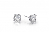 1.60 ct Stud Earrings.    List Price: $85      Our Price: $68