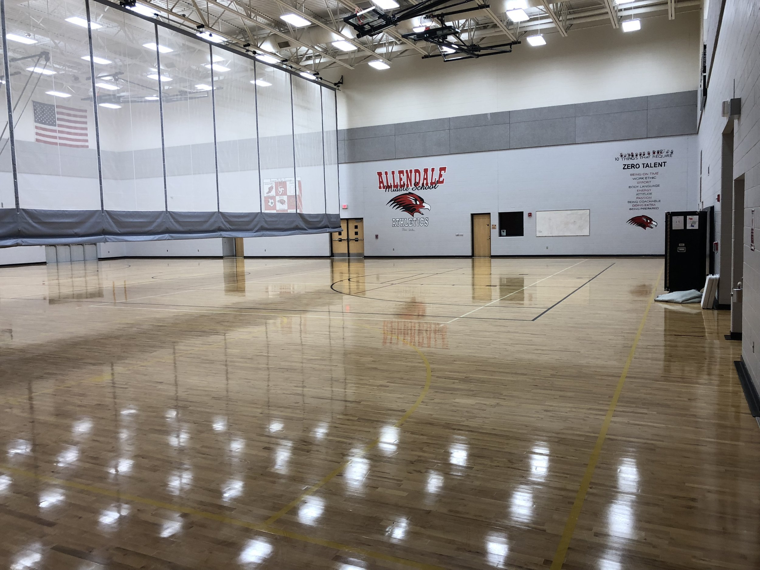 Life West church allendale michigan empty gym.JPG