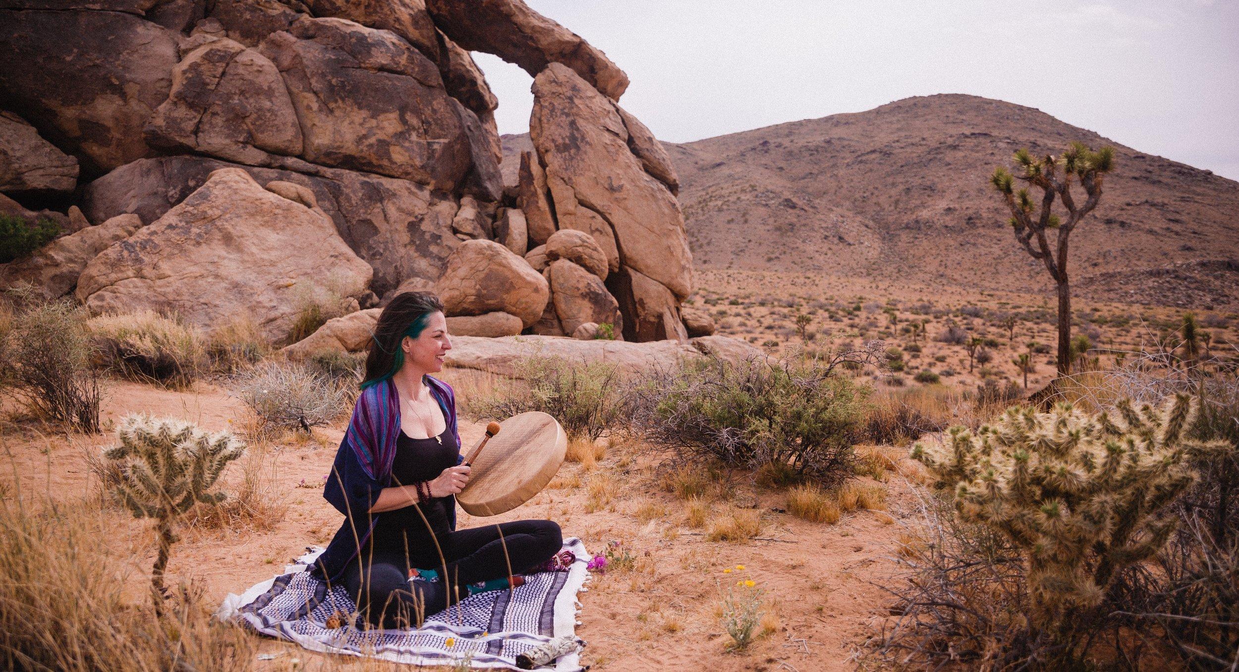 Erica Geller Jordan Counseling Shamanism Meditation Oakland Ca