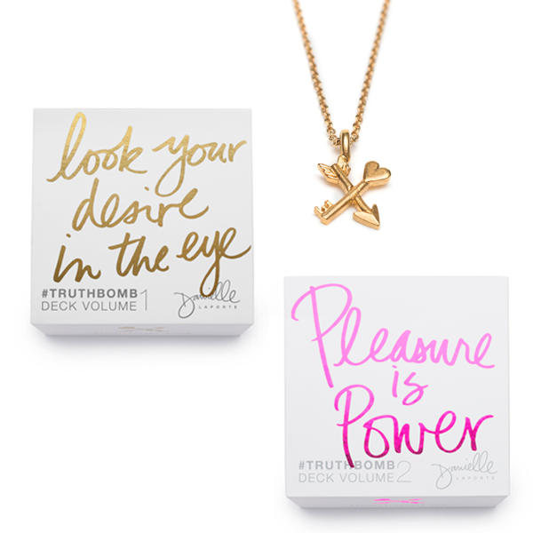 The #Truthbomb Bundle with Necklace